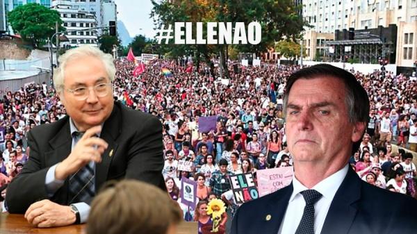 BRASIL ESTÁ EN PELIGRO. CARTA MANIFIESTO DE MANUEL CASTELLS