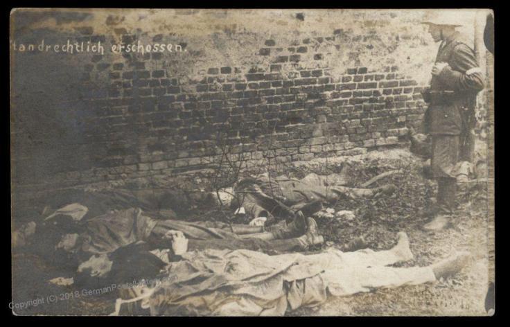 freikorps execution