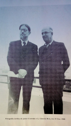 Jaime Cortesao y Càmara Reis, 1940