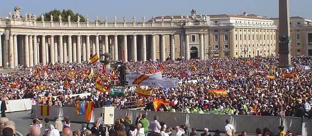 beatificación masiva en roma 2007