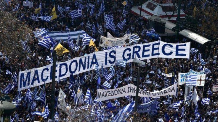 dreyfuss 6 manifestación en grecia contra el acuerdo sobre el nombre de macedonia
