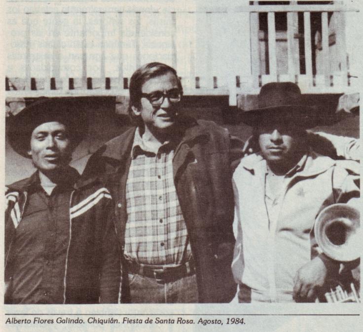 Alberto Flores Galindo en 1984 historiaglobalonline