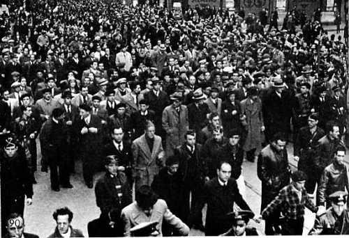 Funeral de Durruti