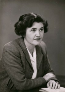 Jennie Lee NPG