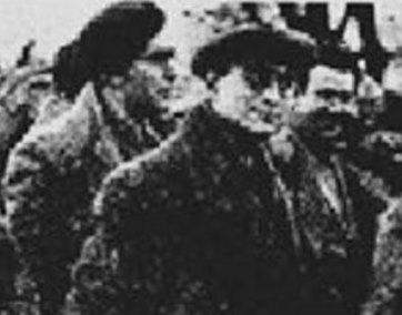 Orwell PERE BONET, JULIA GOME GORKIN I JOSP ROVIRA AL FRONT D'ARAGO
